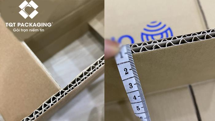 thùng carton 5 lớp đà nẵng giá rẻ