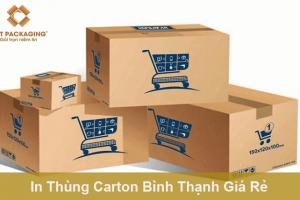 In thùng carton Bình Thạnh uy tín chất lượng hàng đầu