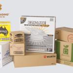 In thùng carton quận 10 tại TPHCM chất lượng chuẩn size