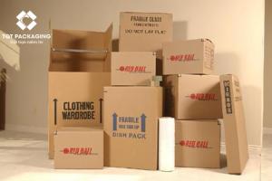 Sản xuất thùng carton giá rẻ tại Hà Nội